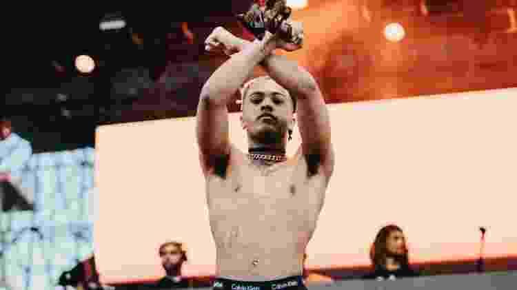 O rapper XXXTentacion - Reprodução - Reprodução