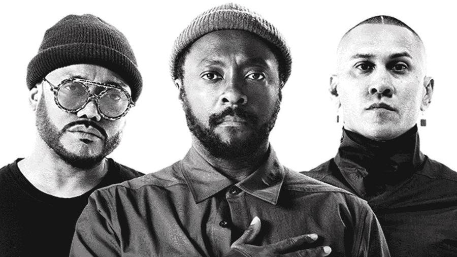 O grupo Black Eyed Peas - Reprodução