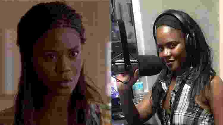 Tangi Miller - Felicity Antes e Depois - Reprodução - Reprodução