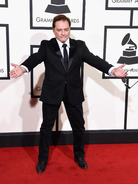Marty Balin, do Jefferson Airplane, participa da cerimônia do Grammy em 2016 - Jason Merritt/Getty Images