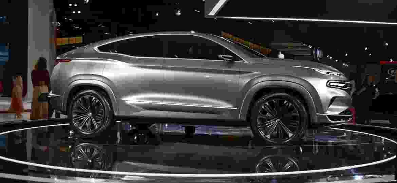 Conceito Fastback vai inspirar futuro SUV da Fiat a ser lançado em 2021 - Murilo Góes/UOL