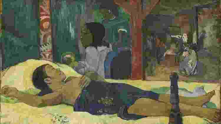 Reprodução/Paul Gauguin