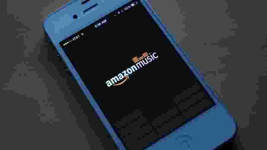 Amazon Music - Reprodução