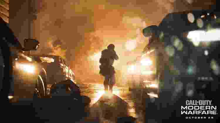Call of Duty Modern Warfare - 02 - Reprodução - Reprodução