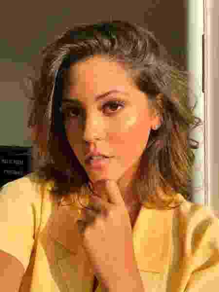 Dora Figueiredo revelou em vídeo que ex controlava tudo que ela comia - Reprodução/Instagram
