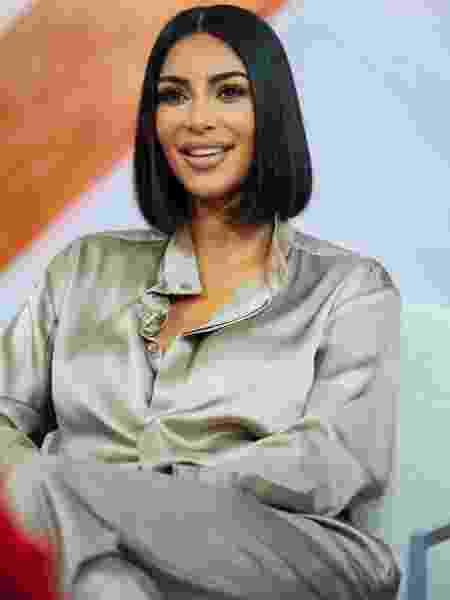 Kim Kardashian na Semana de Moda de Nova York - Getty Images
