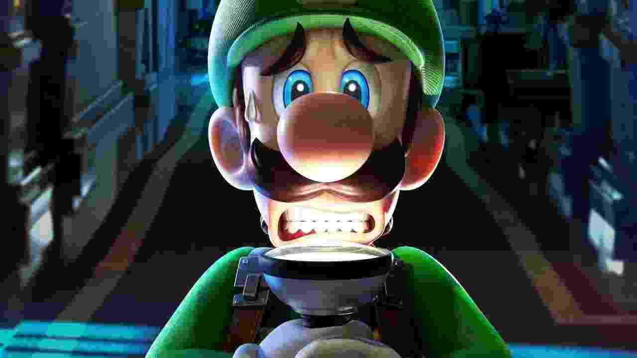 Luigi's mansion 3 - Divulgação