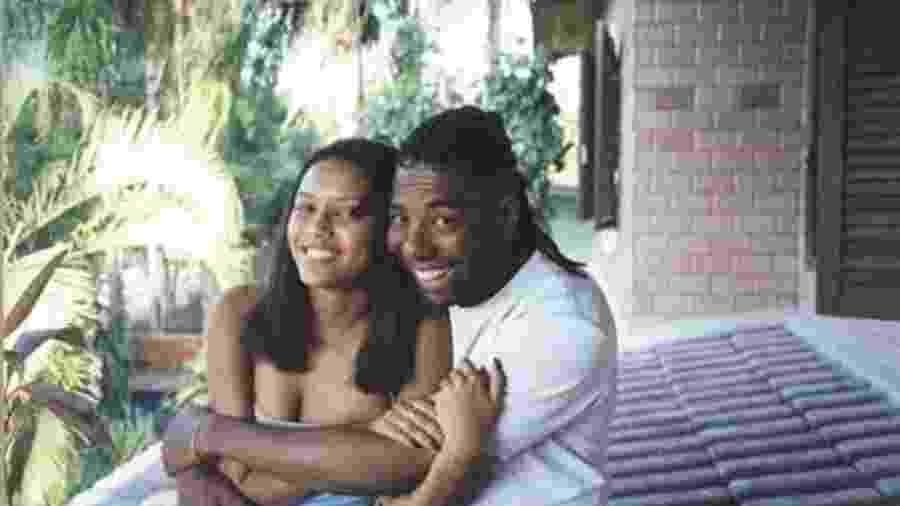 Os dois namoraram por três anos - Reprodução/Facebook