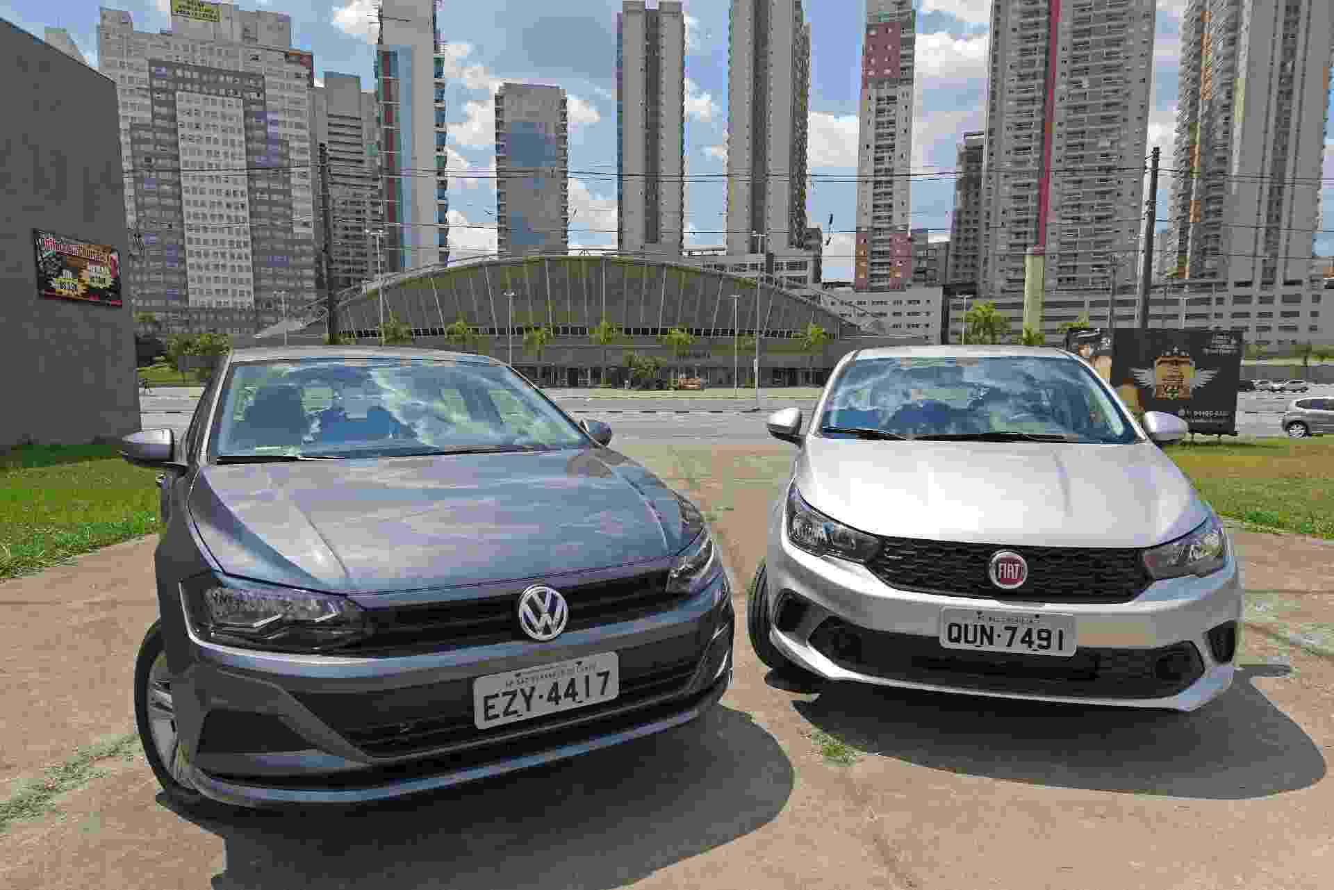 Duelo: Volkswagen Polo 1.0 MPI x Fiat Argo 1.0 Drive - Murilo Góes/UOL