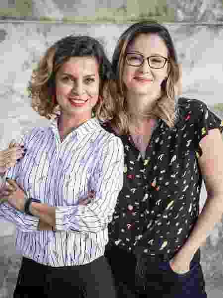 As autoras de Segunda Chamada, Carla Faour e Julia Spadaccini - Globo/Victor Pollak