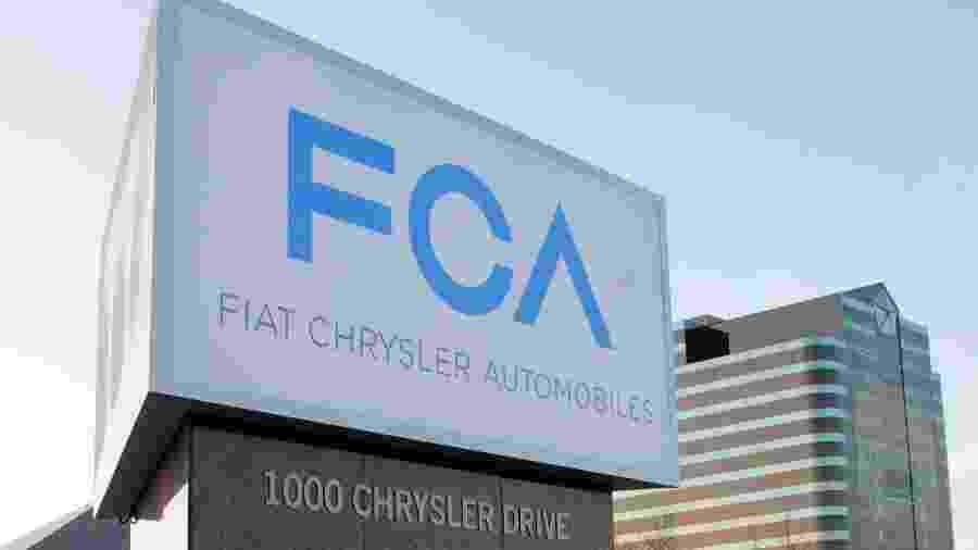 Fiat-Chrysler - Divulgação