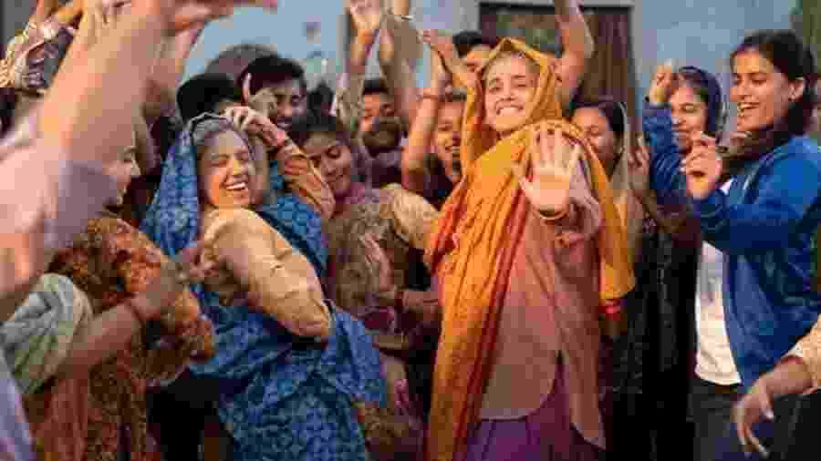 "Cena do filme indiano ""Saand Ki Aankh"" (2019) - Divulgação/IMDb"
