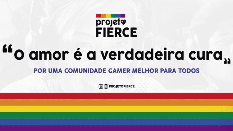 Projeto Fierce - Divulgação/Projeto Fierce - Divulgação/Projeto Fierce