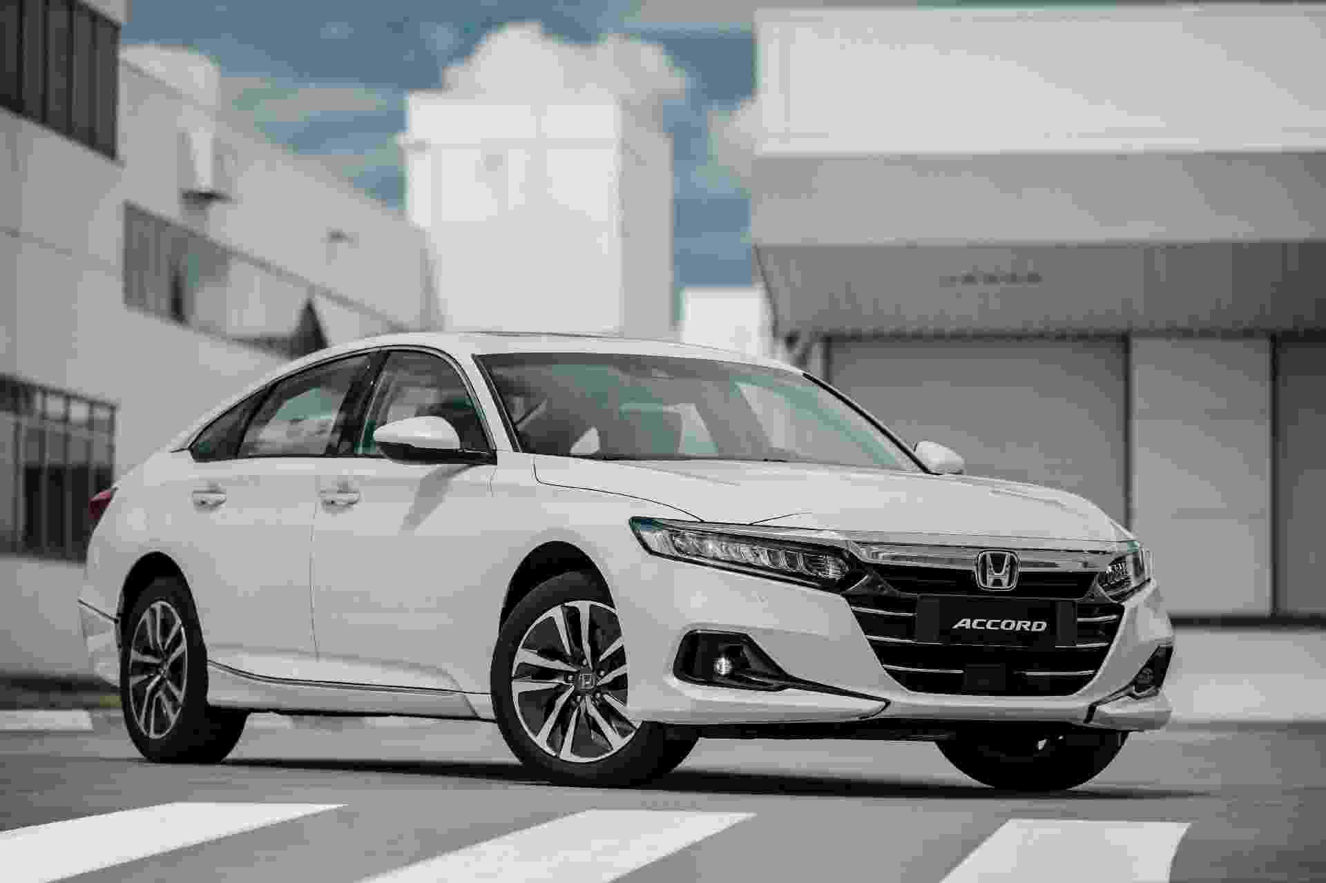 Honda Accord Hybrid - Divulgação