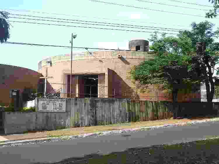 Igreja do Espírito Santo do Cerrado - Divulgação/Iepha MG - Divulgação/Iepha MG