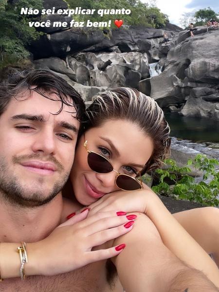 Flavia Pavanelli e Pepe Cruz - Reprodução/Instagram