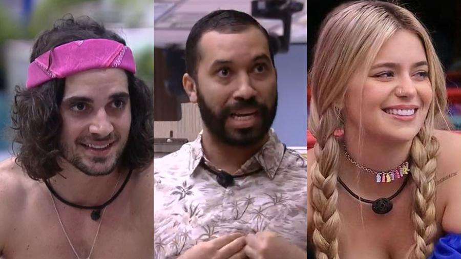 BBB 21: Quem você quer eliminar? - Reprodução/Globoplay