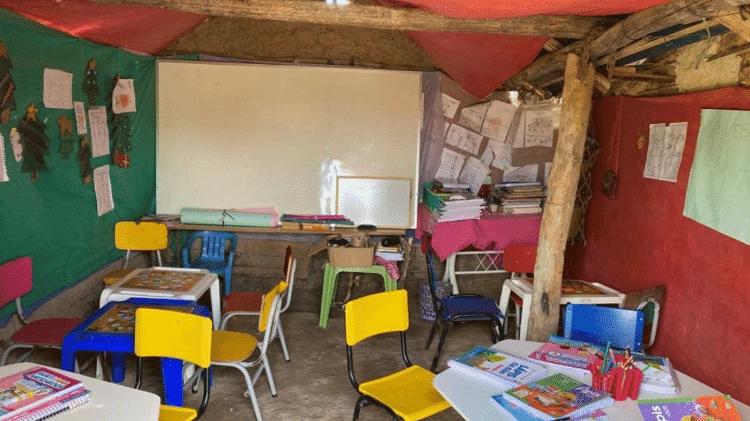 Sala da escolinha criada por Érica - Neyara Pinheiro - Neyara Pinheiro