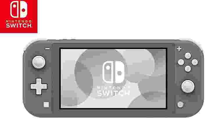Nintendo Switch Lite - Divulgação - Divulgação