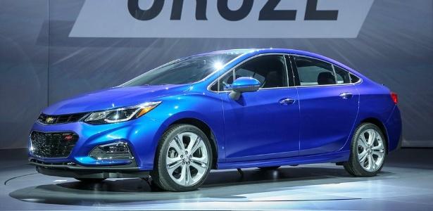 Modelo mais vendido da GM no mundo, Chevrolet Cruze ganha nova geração - Divulgação