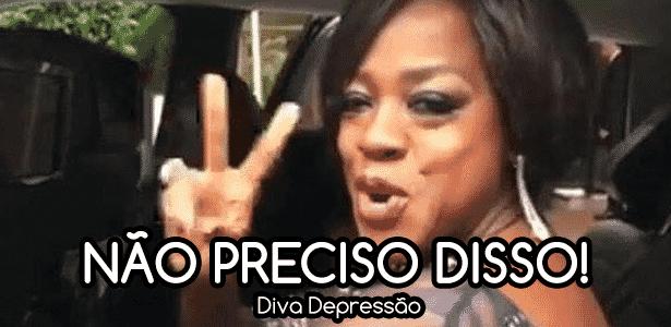 Diva Viola - Montagem/Diva Depressão - Montagem/Diva Depressão
