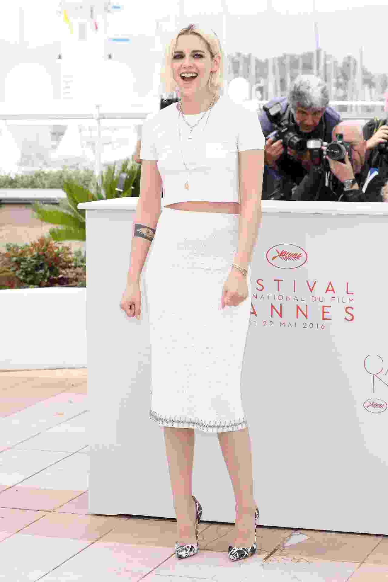 Cannes 2016: Kristen Stewart - Getty Images