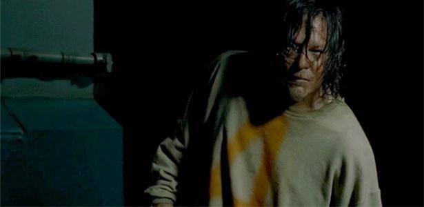 """Daryl é torturado e humilhado no 3º episódio da 7ª temporada de """"The Walking Dead"""" - Reprodução/Fox"""