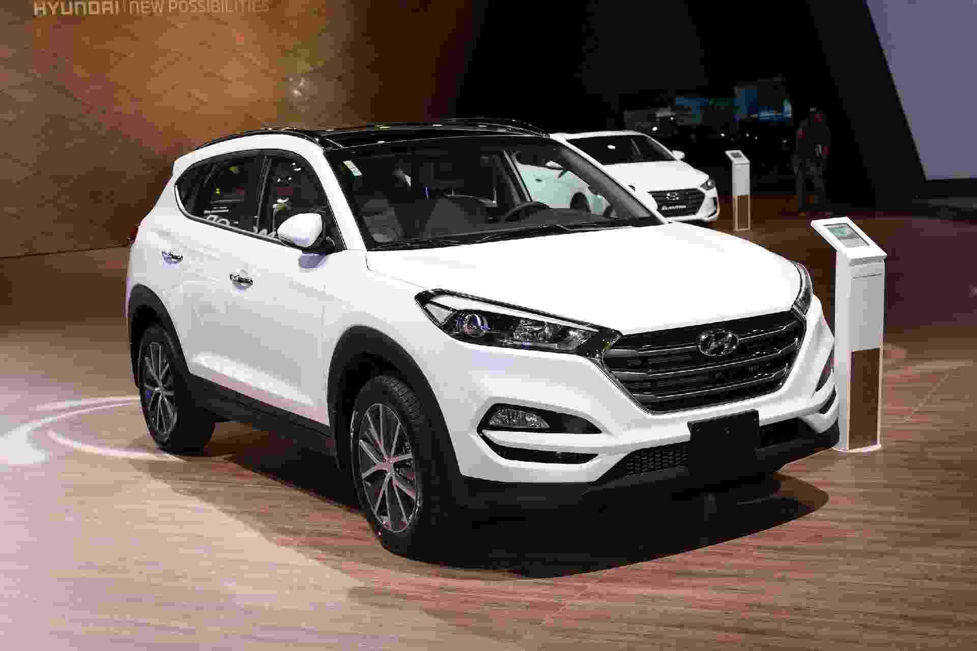 Hyundai New Tucson Turbo - Murilo Góes/UOL