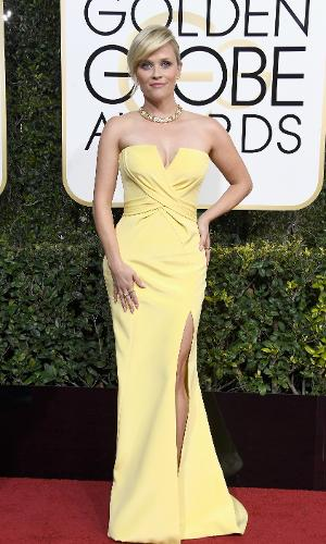 Globo de Ouro 2017: Reese Witherspoon