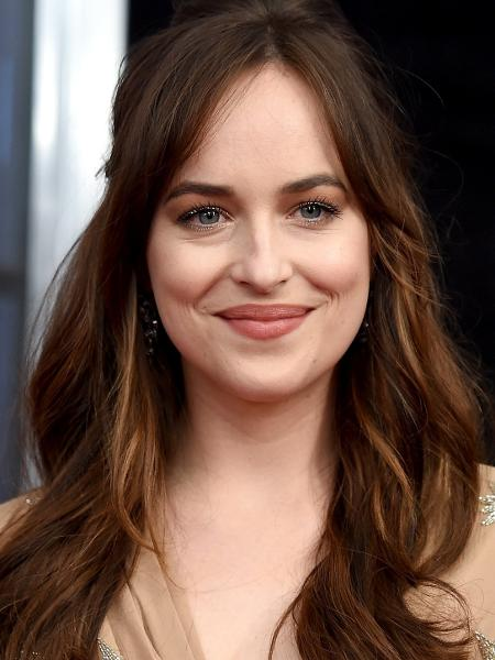 A atriz Dakota Johnson - Getty Images