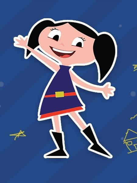 """O (ótimo) desenho """"O Show da Luna"""" faz parte da programação da TV Brasil  - Arte/UOL"""