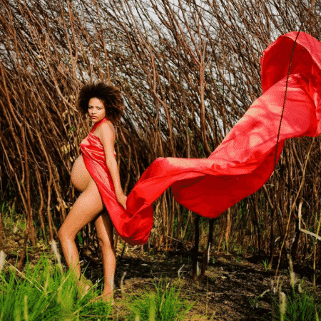 A Miss Beleza Negra Ediane Caetano foi vítima de racismo pela internet - Reprodução/Instagram