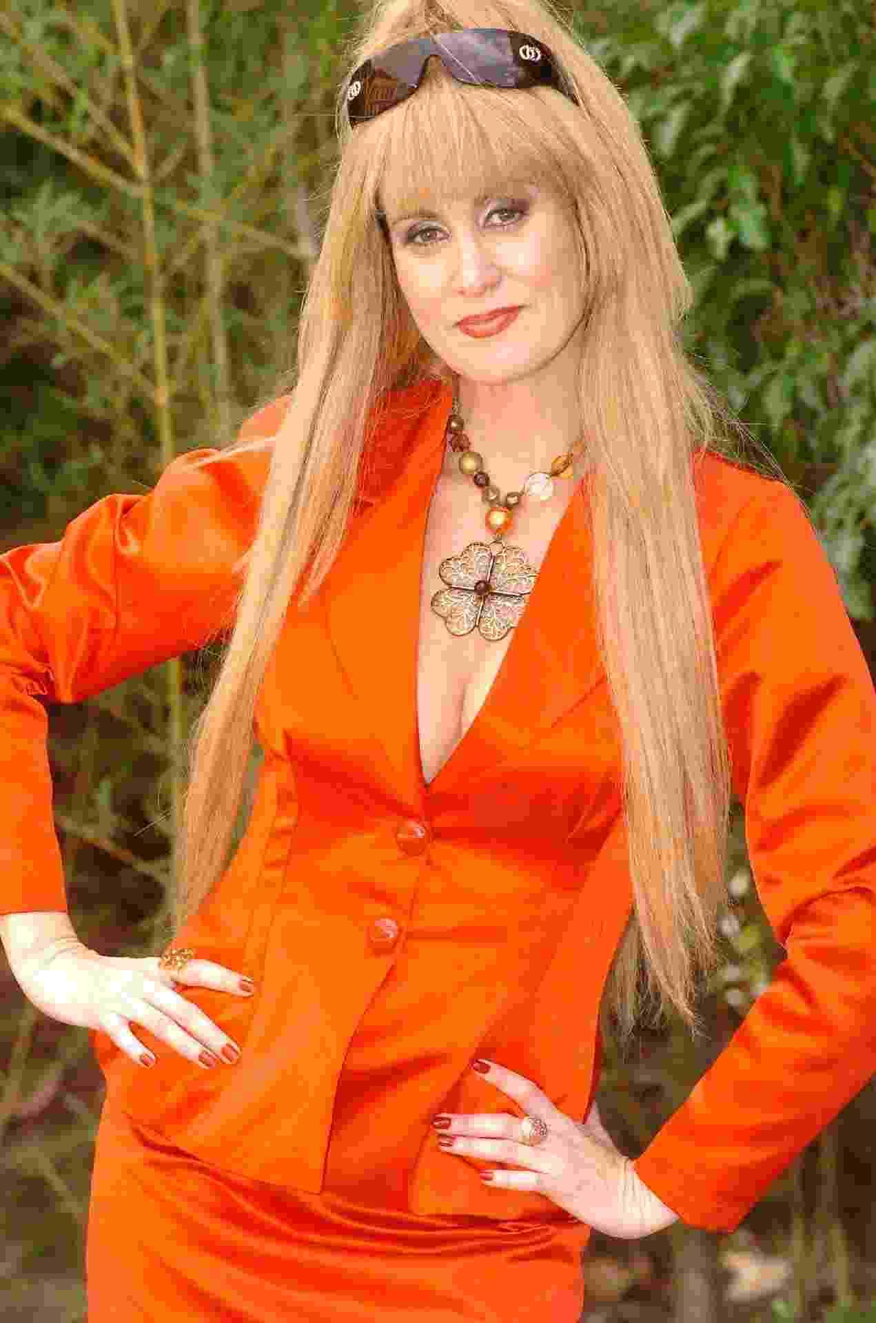 """Márcia Cabrita como Cacá no """"Sítio do Picapau Amarelo"""", em 2007 - Divulgação/Globo"""