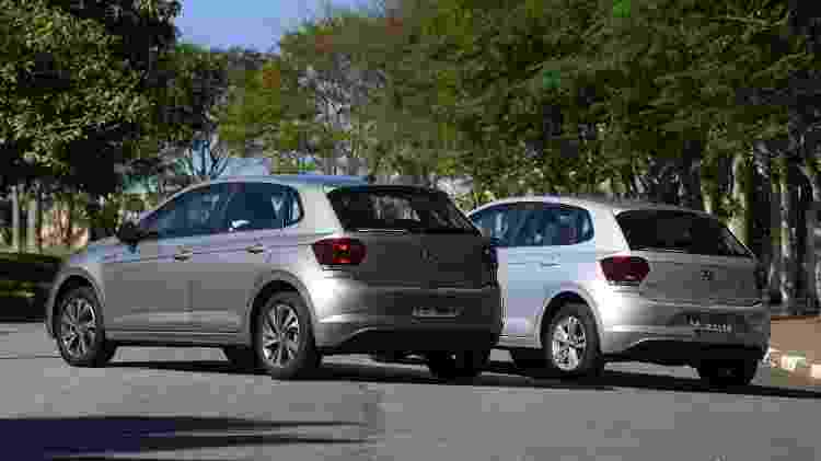 Volkswagen Polo TSI e MSI - Murilo Góes/UOL - Murilo Góes/UOL