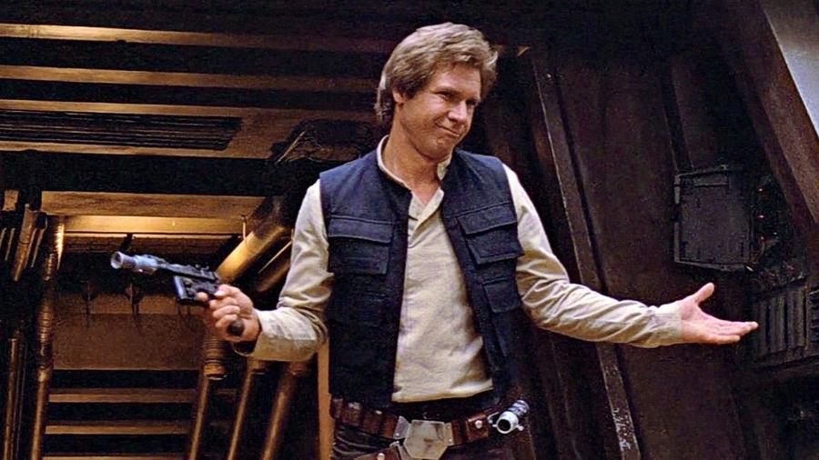 """Harrison Ford ajudou o ator que vai estrelar """"Han Solo: Uma História Star Wars"""" - Reprodução"""