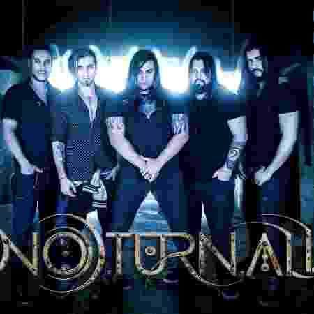 A banda Noturnall - Divulgação - Divulgação