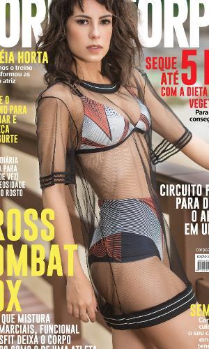 """O último trabalho de Andréia na TV foi a vilã Lucinda, da novela """"Tempo de Amar"""", exibida pela TV Globo"""