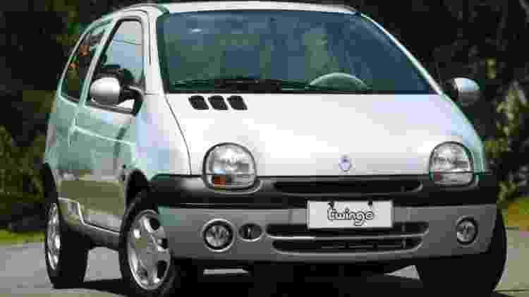 Renault Twingo - Divulgação - Divulgação