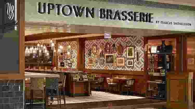 Divulgação/Uptown Brasserie