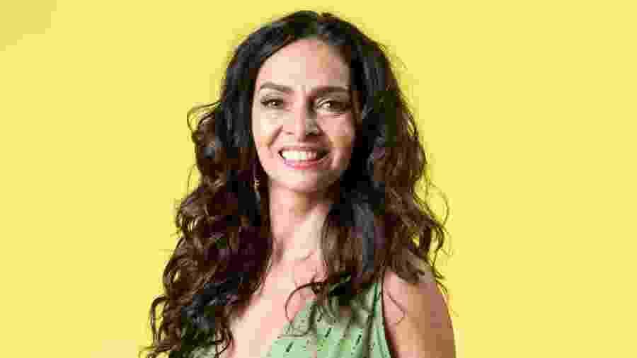 """Claudia Ohana está escalada no elenco da próxima novela das 19h da TV Globo, """"Verão 90"""". Sua personagem será Janice - TV Globo/ Divulgação"""