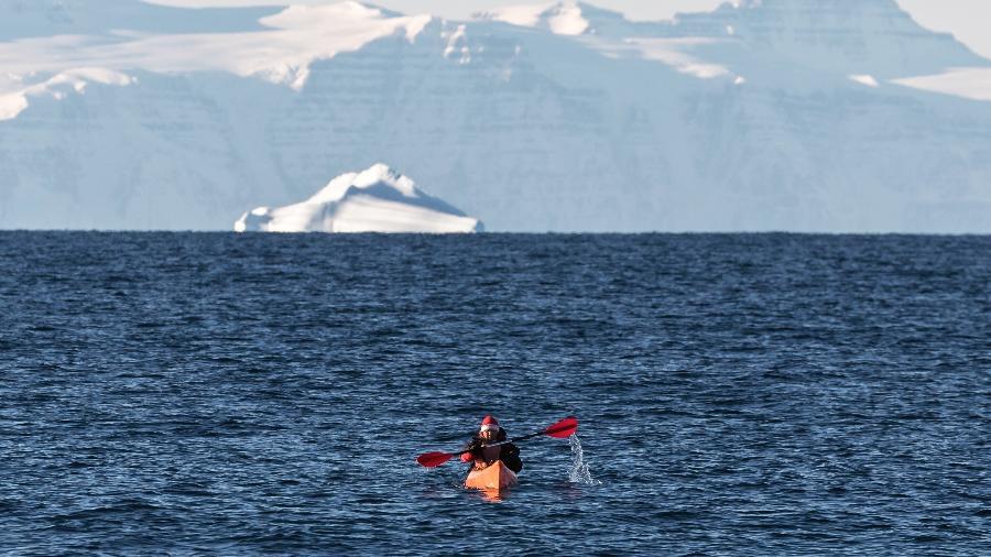 Vila de Ittoqqortoormiit, na Groenlândia - Christoffer Collin/Hoteis.com