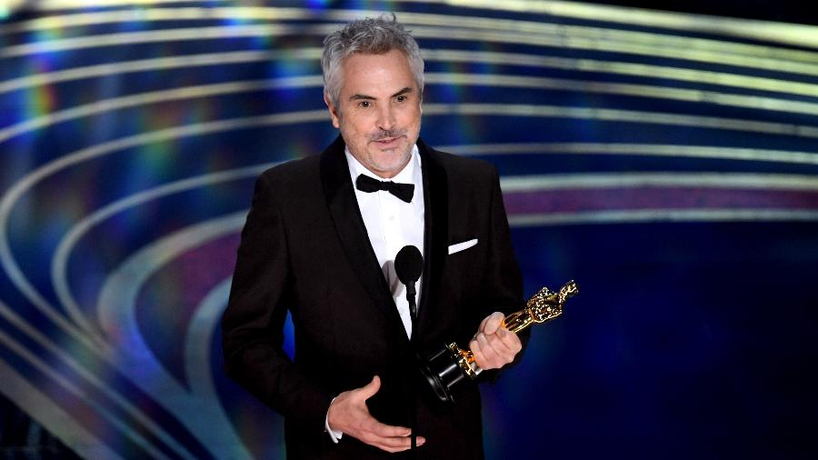 Alfonso Cuarón no Oscar 2019 - Kevin Winter/Getty Images