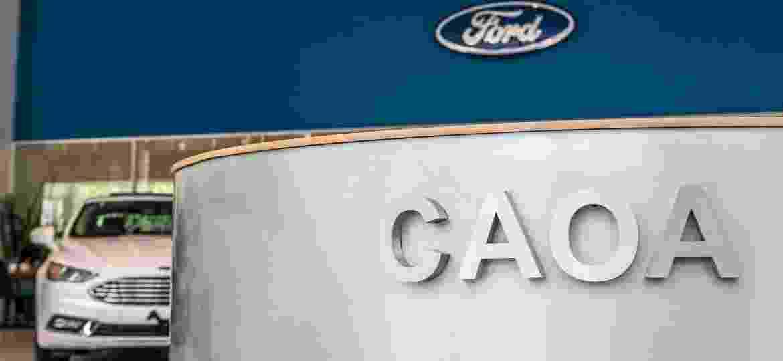 Grupo Caoa atua como revendedor da Ford há 40 anos - Divulgação