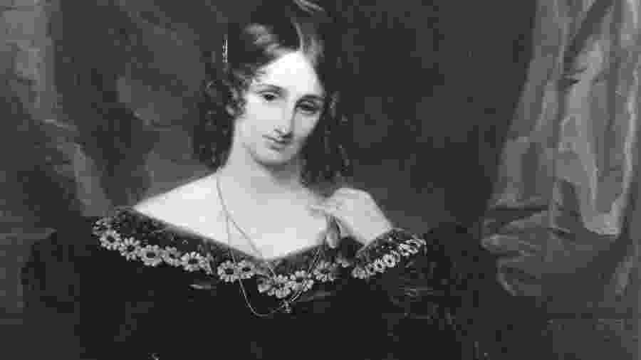 """Mary Shelley, autora de """"Frankenstein"""", a primeira ficção científica da história - Getty Images"""