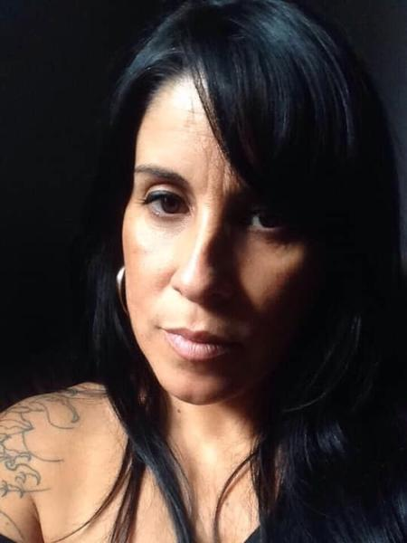 Luciana Rocha, de 43 anos - Arquivo pessoal