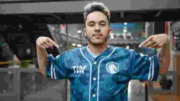 "André ""Nesk"" Oliveira hoje joga Rainbow Six pela Team Liquid - Saymon Sampaio"