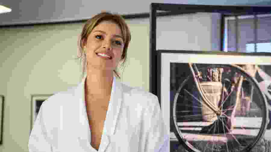 Sophie Charlotte será estrela da minissérie Anjo de Hamburgo - Estevam Avellar/TV Globo