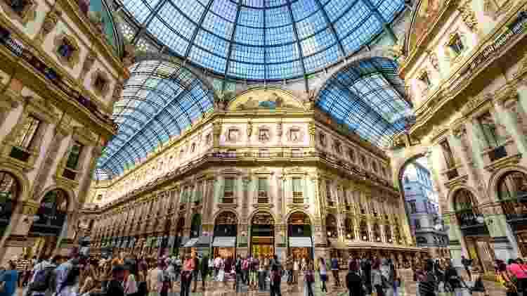 Milão, Itália - Getty Images/iStockphoto