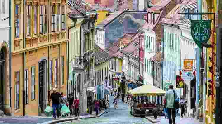 Zagreb, Croácia - Getty Images