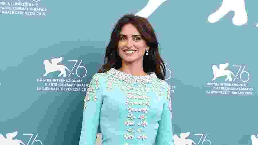 Penélope Cruz no Festival de Veneza - Getty Images